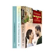 okładka Tylko twoimi oczami / Kuchnia miłości / Jak przestałam być arystokratką Pakiet Dziewczyny czytają:, Książka | Valerie  Bielen, Fritzi  Paul, Christine Brühl
