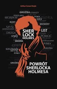 okładka Powrót Sherlocka Holmesa, Książka | Arthur Conan Doyle