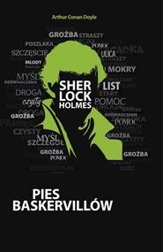 okładka Pies Baskervillów, Książka | Arthur Conan Doyle