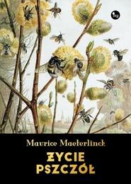 okładka Życie pszczół, Książka   Maurice Maeterlinck