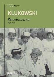 okładka Zamojszczyzna 1918-1959, Książka | Zygmunt Klukowski