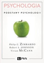 okładka Psychologia Kluczowe koncepcje Tom 1 Podstawy psychologii, Książka   Zimbardo Philip, Robert Johnson, Vivian  McCann