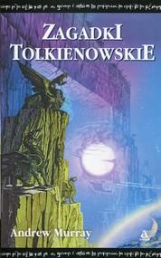 okładka Zagadki tolkienowskie, Książka | Murray Andrew