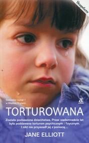 okładka Torturowana, Książka | Elliot Jane