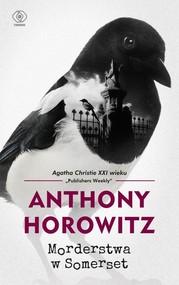 okładka Morderstwa w Somerset, Książka | Anthony Horowitz