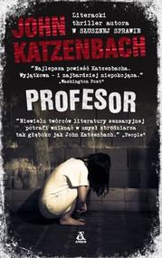 okładka Profesor, Książka | John Katzenbach