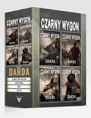 okładka Czarny Wygon Pakiet, Książka | Stefan Darda