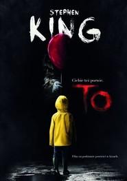 okładka To, Książka | Stephen King