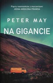 okładka Na gigancie, Książka | Peter May