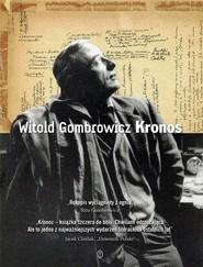 okładka Kronos, Książka | Witold Gombrowicz