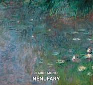 okładka Claude Monet Nenufary, Książka | Linares Marina