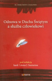 okładka Odnowa w Duchu Świętym a służba człowiekowi, Książka |