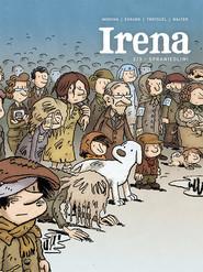okładka Irena 2/3 Sprawiedliwi, Książka | Jean-David Morvan, Severine Trefouel