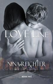 okładka LOVE Line, Książka | Nina  Reichter