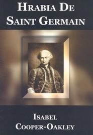 okładka Hrabia De Saint Germain, Książka | Oakley Isabel Cooper