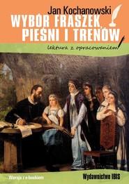 okładka Wybór fraszek, pieśni i trenów, Książka | Jan Kochanowski