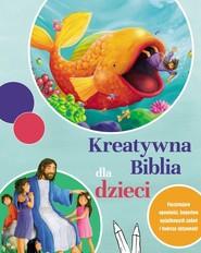 okładka Kreatywna Biblia dla dzieci, Książka |