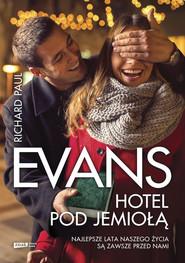 okładka Hotel pod jemiołą, Książka | Paul Evans Richard