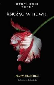 okładka Księżyc w nowiu, Książka   Stephenie Meyer