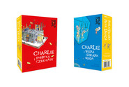 okładka Biblioteczka pana Dahla Pakiet, Książka | Roald Dahl