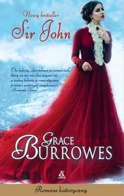 okładka Sir John, Książka   Grace Burrowes
