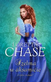 okładka Szelma w aksamicie, Książka | Loretta  Chase