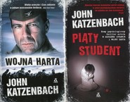 okładka Wojna Harta / Piąty student Pakiet, Książka | John Katzenbach