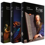 okładka Jezus z Nazarethu / Krąg biblijny Pakiet, Książka   Roman Brandstaetter