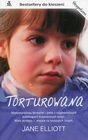 okładka Torturowana, Książka | Jane Elliott