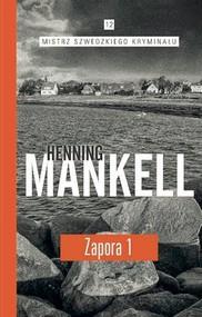 okładka Zapora Część 1, Książka | Henning Mankell