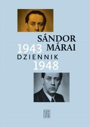 okładka Dziennik 1943-1948, Książka | Sándor Márai