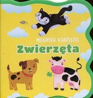 okładka Mięciutkie książeczki Zwierzęta, Książka | Urszula Kozłowska