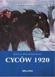 okładka Cyców 1920, Książka   Odziemkowski Janusz