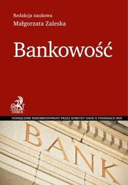 okładka Bankowość, Książka |