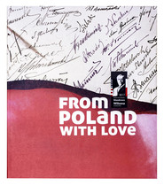 okładka From Poland with Love wersja polsko-angielska, Książka |
