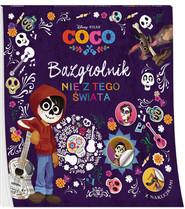 okładka Coco Bazgrolnik nie z tego świata, Książka |