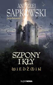 okładka Wiedźmin Szpony i kły, Książka | Praca Zbiorowa