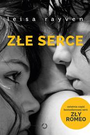 okładka Złe serce, Książka | Leisa Rayven
