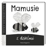 okładka Mamusie z dziećmi, Książka | Genechten Guido van