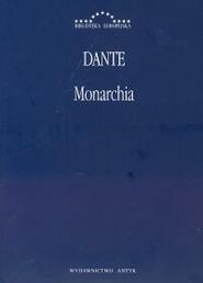 okładka Monarchia, Książka   Dante