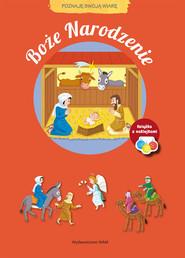 okładka Boże Narodzenie Poznaję swoją wiarę, Książka | Noelie Viallet