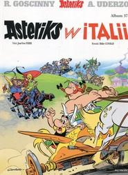 okładka Asteriks w Italii Tom 37, Książka | Ferri Jean-Yves