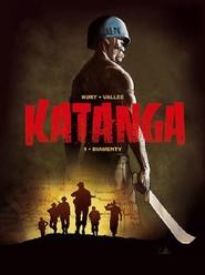 okładka Katanga 1 Diamenty, Książka   Fabien Nury, Sylvain Vallee