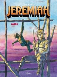 okładka Jeremiah 15 Aleks, Książka   Hermann Huppen