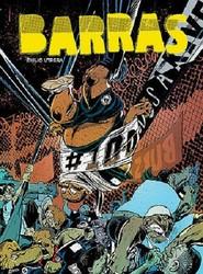 okładka Barras 4, Książka   Utrera Emilio