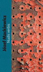 okładka Nudis Verbis z suplementem, Książka | Józef Mackiewicz