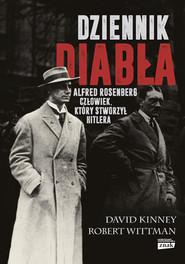 okładka Dziennik diabła, Książka | David Kinney, Robert Wittman