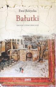 okładka Bałutki, Książka | Ewa Różycka