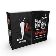 okładka Pakiet mafijny Ojciec chrzestny / Sycylijczyk / Ostatni don Pakiet, Książka | Mario Puzo