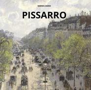 okładka Pissarro, Książka | Linares Marina